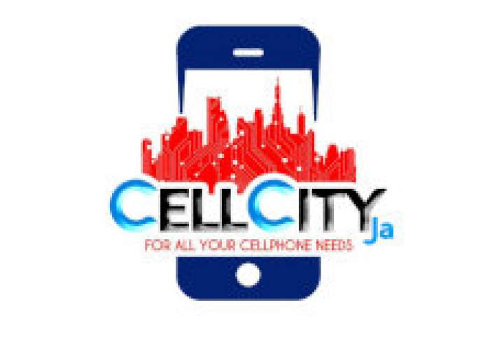 Cell City Ja logo