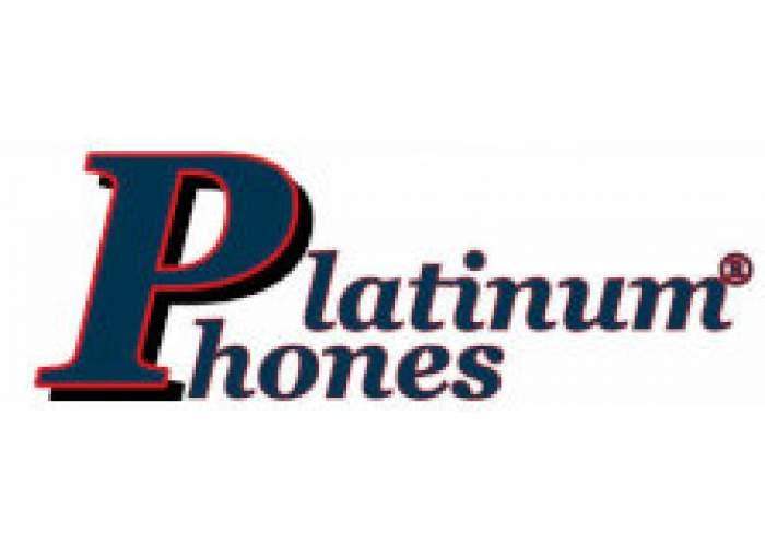 Platinum Phones logo