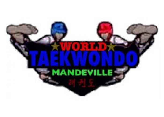 World Taekwondo Mandeville logo