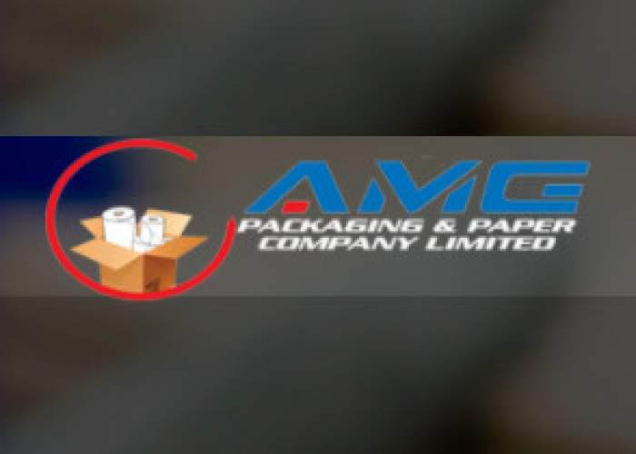 Amg Packaging and Paper Limited logo