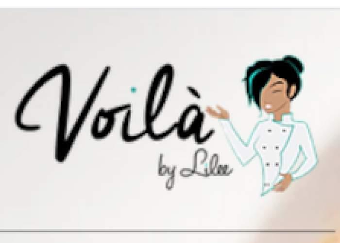 Voilà by Lilee logo