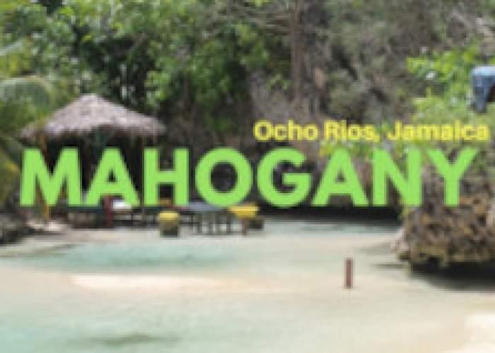 Mahogany Beach logo