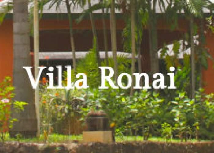 Villa Ronai logo