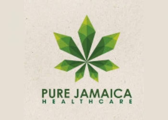 Pure Jamaica Health Care logo