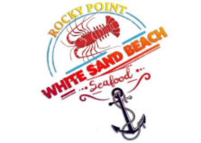 Rocky Point White Sand Beach Seafood Restaurant logo