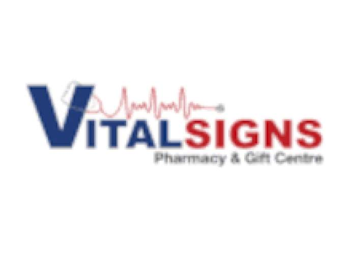 Vital Signs Pharmacy and Gift Centre logo