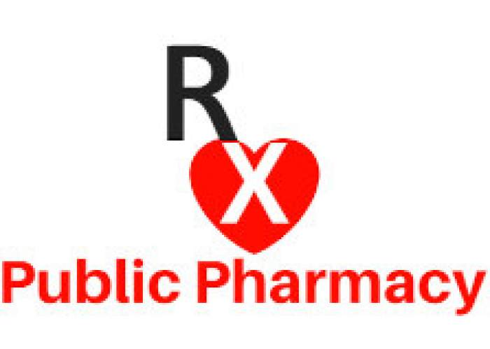 Public Pharmacy & Pantry logo