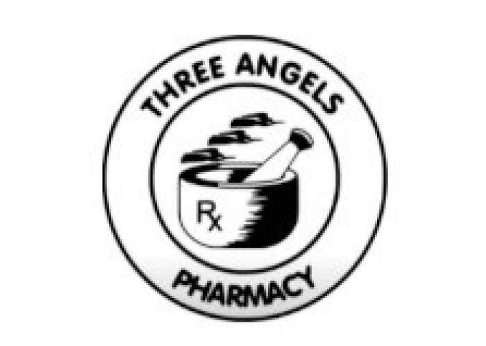 Three Angels Pharmacy & Health Store logo