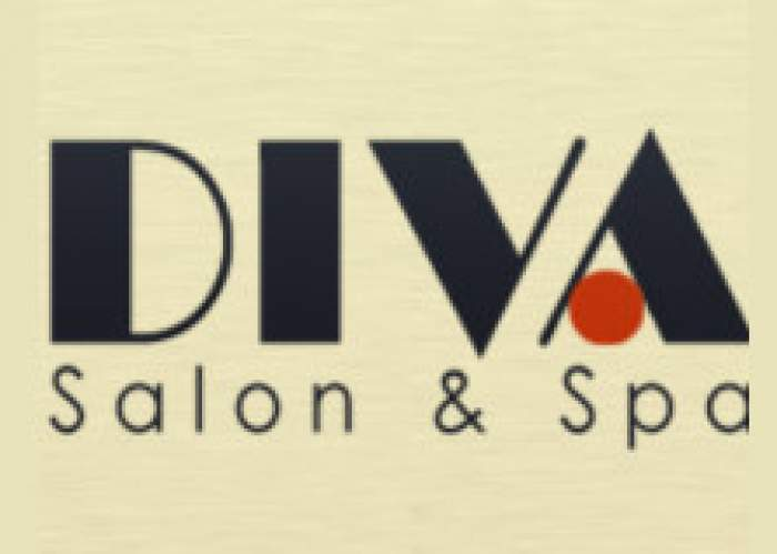 Diva Salon and Spa  logo