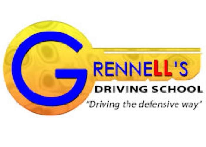 Grennell's Driving School logo