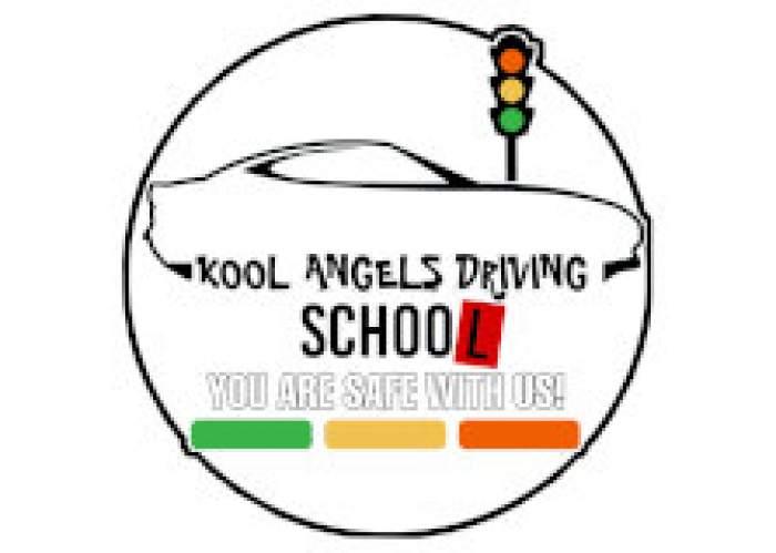 Kool Angels Driving School logo