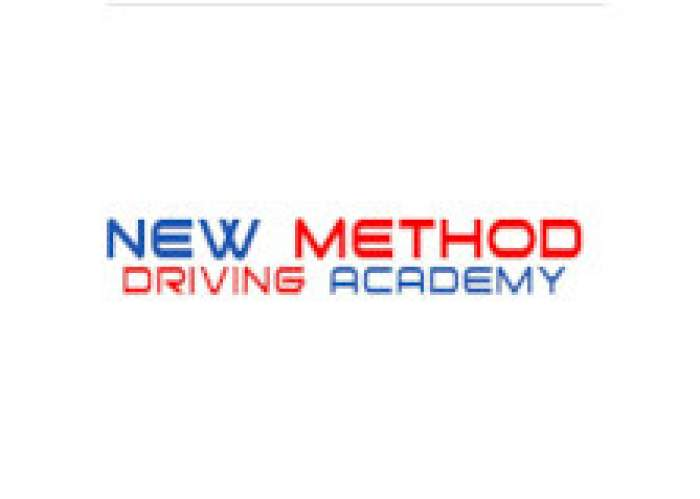 New Method Driving Academy & Courier Services Jamaica logo