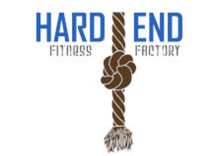 Hard End Fitness Factory logo