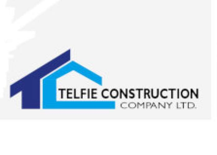 Telfie Construction logo