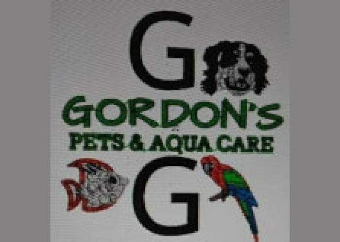 Gordon's Pet & Aqua Care & Pond Maintenance logo