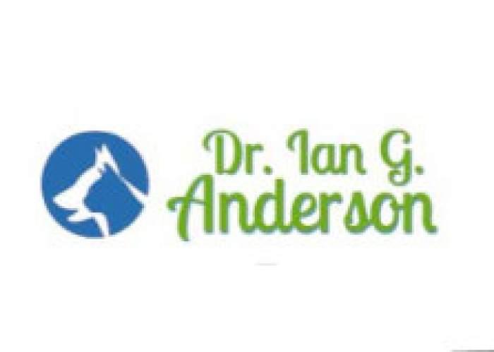 Dr. Ian G. Anderson Veterinary Clinic logo