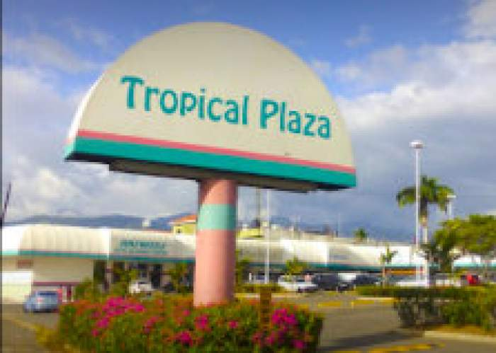 Tropical Plaza logo