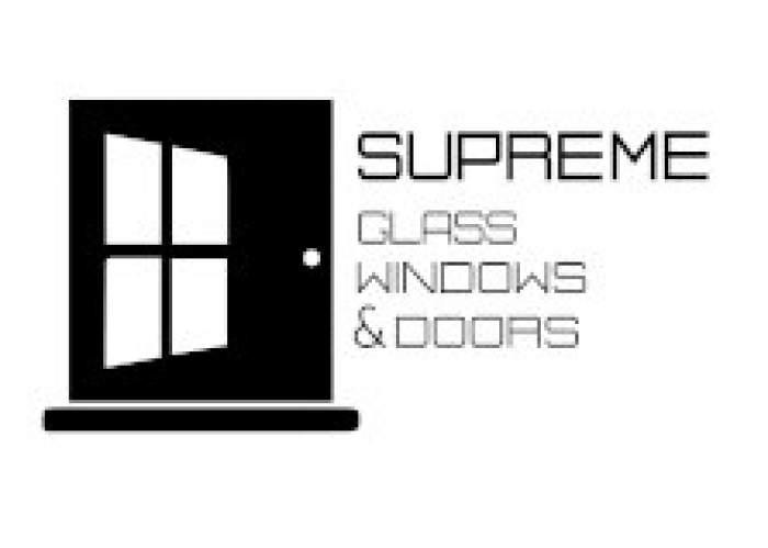 Supreme Windows Doors and Glass Jamaica logo