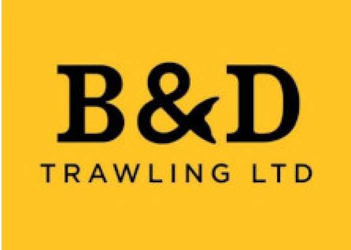 B&D Trawling logo