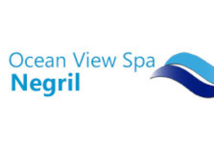 Ocean view Spa Negril logo
