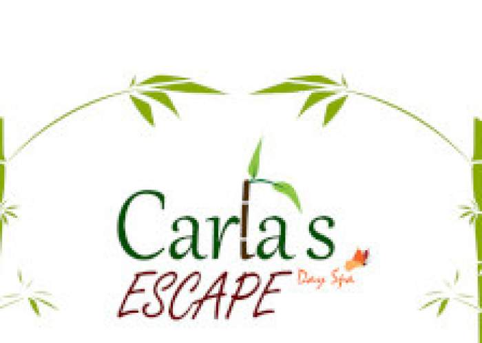 Carla's Escape Day Spa logo