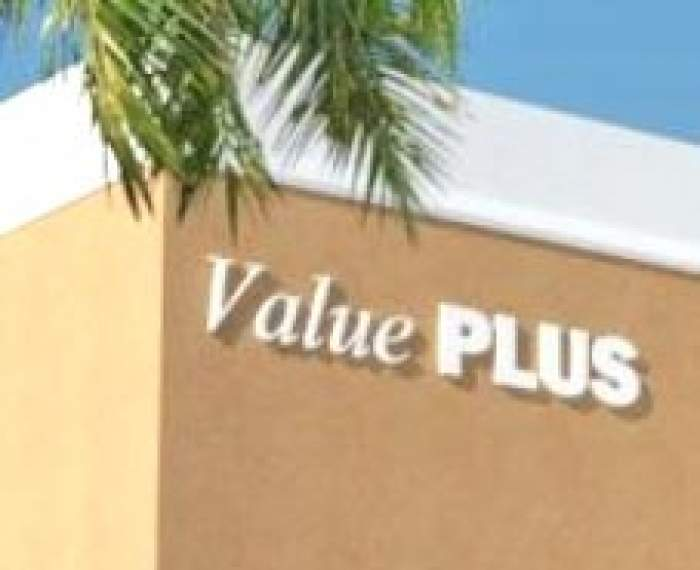 Gordon's Value Plus logo