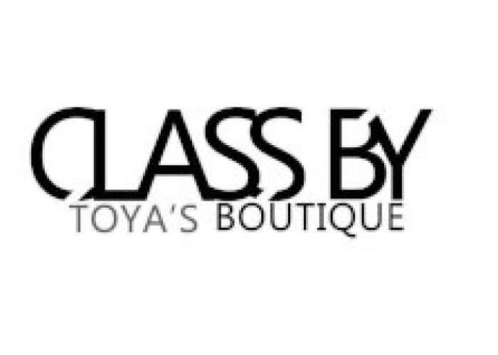 Class by Toya's Boutique logo