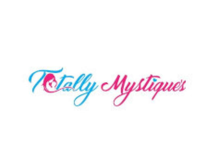 Totally Mystique's logo
