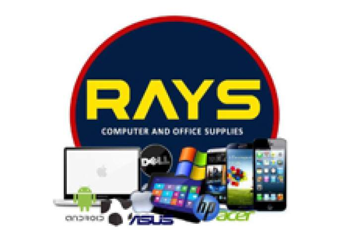 Rays Office & Computer Supplies logo