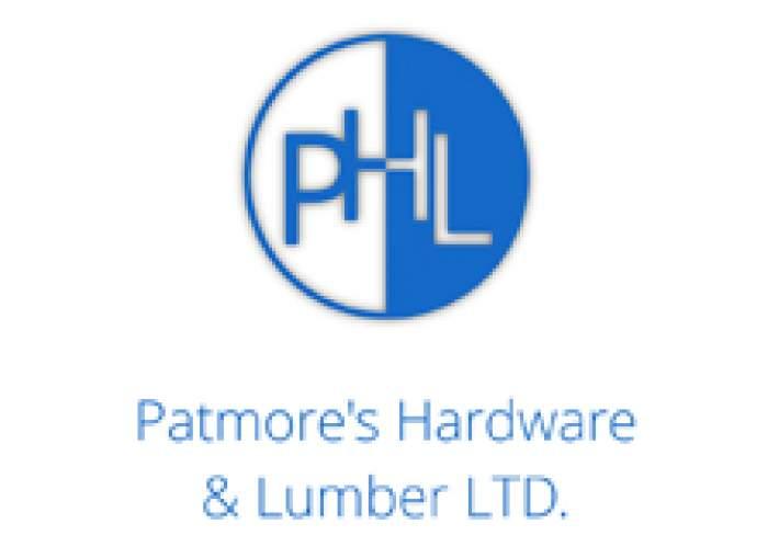 Patmore's Hardware logo