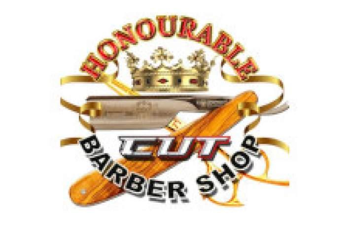 Honourable Cut barbershop logo