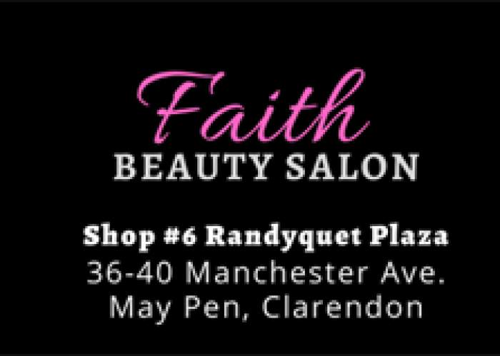 Faith Beauty Salon logo