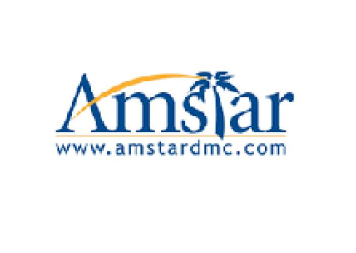 Amstar Dmc  logo