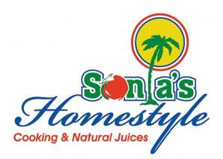 Sonia's Homestyle Cooking & Natural Juices logo