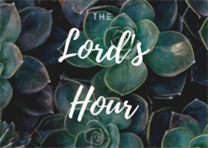 The Lord's Hour logo