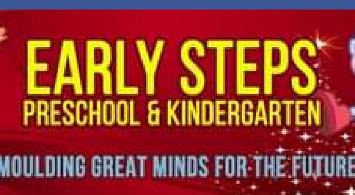 Early Steps Pre School & Kindergarten logo