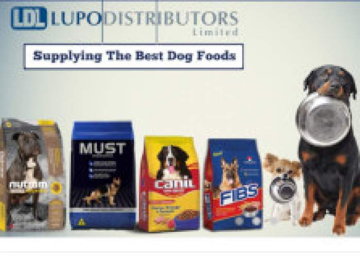 Lupo Distributors Ltd logo