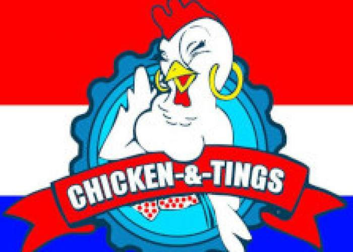 Chicken & Tings logo