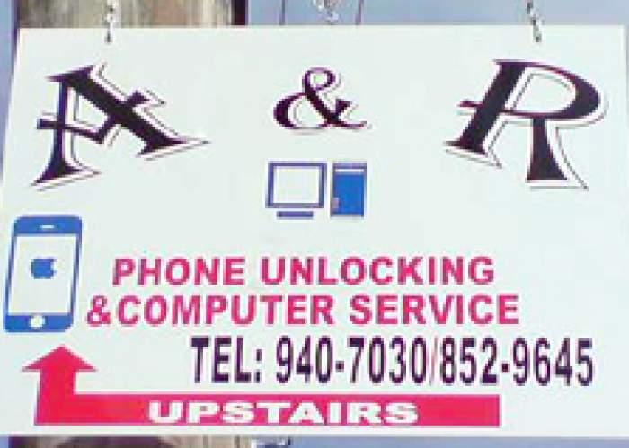 A&R Mobile logo