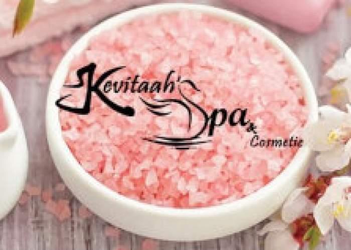 Kevitaah's Spa & Cosmetic logo