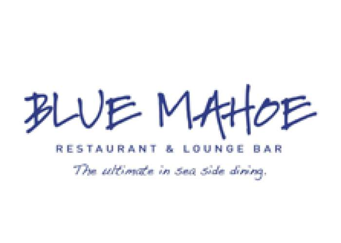 Blue Mahoe Restaurant logo