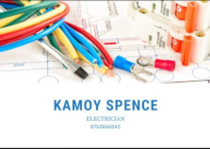 Electrician Kamoy logo