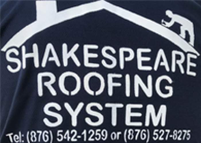 Shakespeare Roofing Systems logo