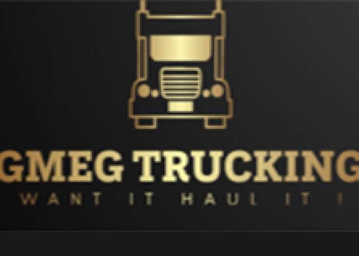 Gmeg Trucking logo