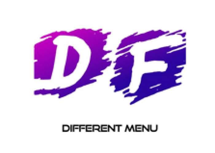 Different Menu logo