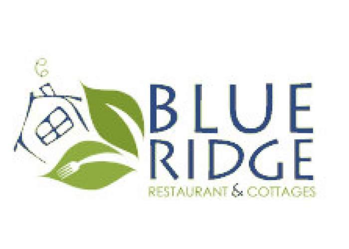 Blue Ridge Restaurant & Cottages logo
