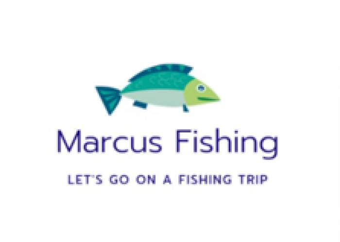 Marcus Fishing logo
