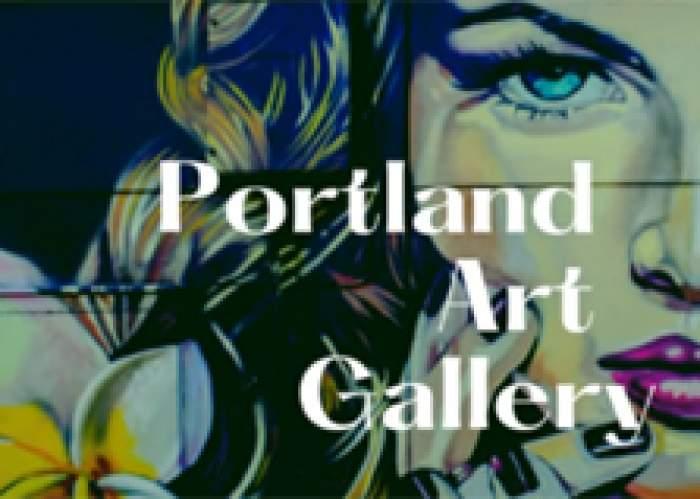 Portland Art Gallery logo