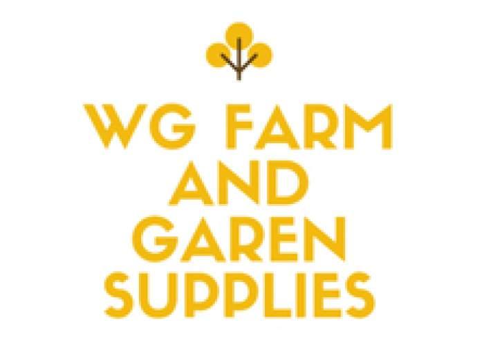 WG Farm and Garden Supplies logo