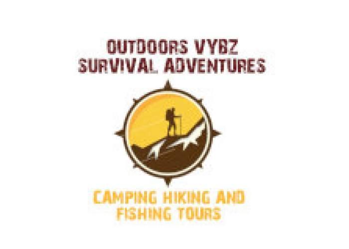 Outdoors Vybz Survival Adventure logo